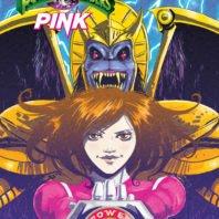 Power Ranger Pink