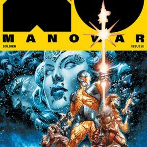 X-O Manowar 1-3