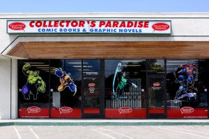 Collector's Paradise is Paul Gale Network's favorite place to go for all things comic books!