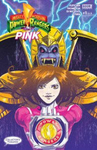 Power Rangers Pink