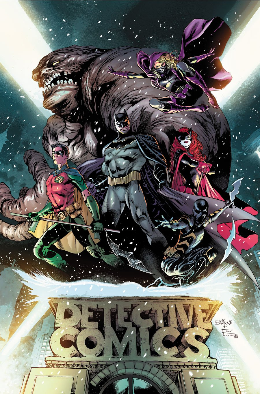 DC Rebirth Detective Comics 934 James Tynion IV